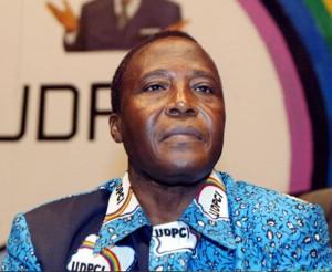 Gal ROBERT GUEI Ex-Président de Côte d\'ivoire