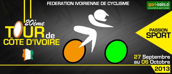 20è édition du Tour de Côte d'Ivoire Cycliste tour-ci